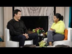 First Look: Tony Robbins on Oprah's Next Chapter