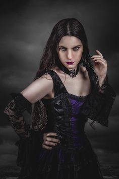 Danielle Fiore for The Gothic Shop