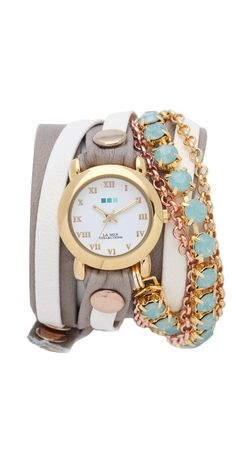 In love with this La Mer watch!