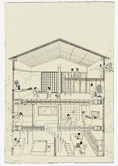 Portrait of Their Landscape and Other Drawings by Seokyong Shim –...