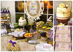 Candy bar boda, wedding day candy bar