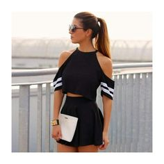 Casual Chic é um dos nossos estilos queridinhos, quem ama? #moda #modaparameninas #casual #estilo #instablog #ootd #lookdodia #style #fashionblog #black #basic #moda #itgirl #love #blogueira #fashionista