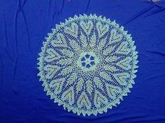 carpeta crochet corazones 2 de 3 - YouTube