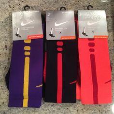 Nike Hyper Elite Cushioned Crew Socks.$20 each. Nike Hyper Elite Cushioned Crew Socks.$20 each. Nike Accessories Hosiery & Socks