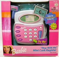 Barbie Apptastic Cash Register Kid Designs Toys Quot R Quot Us