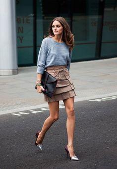 Olivia Palermo Style Guide   Mi Armario En Ruinas  #Vote or Share your preferred looks on LoLoBu/Vote