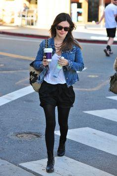 Lover Rachel Bilson's style.