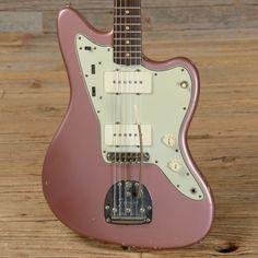 Fender Jazzmaster Burgundy Mist 1963