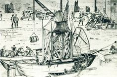 Kranschiffe Köln