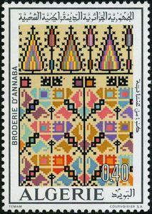 Algerian embroidery - Embroidery Annaba