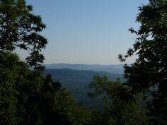 Vista desde el Cerro del Castaño