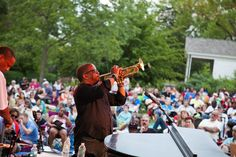 The Whitaker Music Festival is funded by the Whitaker Foundation, which supports St. Louis arts and parks to promote common heritage, celebrate diversity and encourage vitality within the community. This year, the festival brought in jazz powerhouse, Terence Blanchard, to Missouri Botanical Garden!