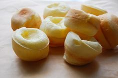 We make these often. They're so yummy and gluten free. Publix has the tapioca flour on sale right now. Blogging Foods: Pao de Queijo (Brazilian Cheese Bread) Version II