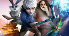 Rise of the Guardians » An Online Universe