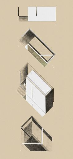 architecture studio I: eyes want to caress. on Behance