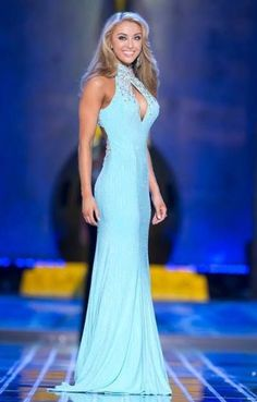 Haute Couture Evening Gowns for a National Pageant   #dresses ...