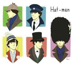Sherlock Bbc, Sherlock Fandom, Fan Art Sherlock, Sherlock Mind Palace, Sherlock Cartoon, Sherlock Comic, Martin Freeman, Benedict Cumberbatch, Tim Burton