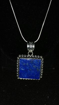 Check out this item in my Etsy shop https://www.etsy.com/listing/457901050/beautiful-lapis-necklace