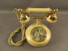 Western Electric Vintage Rotary Dial Telephone
