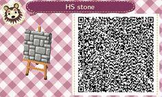 HS stone | QRCrossing.com