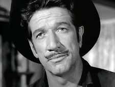 RICHARD BOONE HAVE GUN WILL TRAVEL B/W 8X10 PHOTO #RBHGWT53
