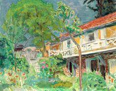 Pierre Bonnard (1867-1947) Ciel d'été