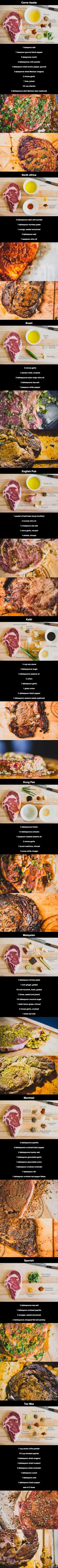 10 Ways To Add Some Spice To Your Steaks