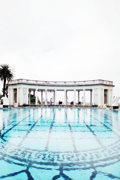 pw.travelogue » ch. 23 hearst castle, part one / photography by peggy wong