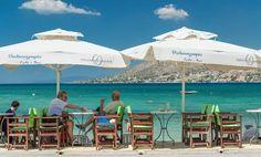 On Salamina island, Greece.