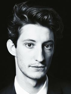 Pierre Niney plays Yves Saint Laurent. Photo by Hedi Slimane