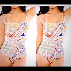 Womans One Piece Swimsuit Bundle☂⬆️ Women's one piece swimsuit patchwork swimwear, activewear Sexxxxxxyyyyyy!!!!! Please size up Swim One Pieces