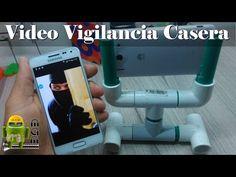 (6) Sistema de Vigilancia Casera con Telefonos Android Viejos - YouTube