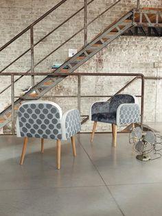 Collection LUXURY PLAINS 2 Fauteuils, luxe, chic, chaleureux, couleur naturelle, velours.