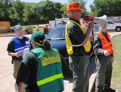 Dallas First responders/CERT—Training Community Emergency Response Team to assist in all types of emergencies