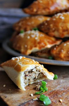 Empanadas, Winter Food, Hamburger, Sandwiches, Bakery, Appetizers, Food And Drink, Cooking Recipes, Lunch