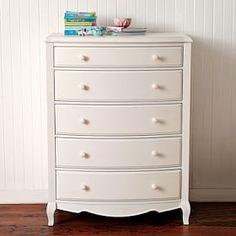 Lilac Tall Dresser #PBteen
