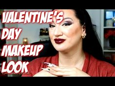 VALENTINE'S DAY MAKEUP TUTORIAL FEAT ABH CHARLOTTE TILBURY 08FEB2017