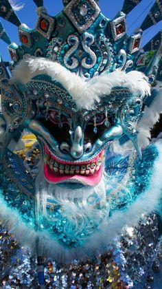 La Vega Carnaval. República Dominicana #Viaja http://www.lonelyplanet.com/dominican-republic
