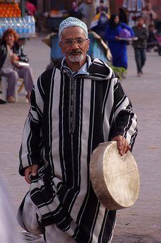 People of Marrakech