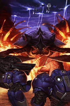 Starcraft Frontline 2 by UdonCrew on DeviantArt