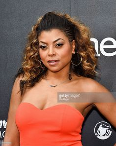 Actress Taraji P. Henson attends the 'Dope' opening night premiere at the 2015 American Black Film Festival at SVA Theater on June 11, 2015 in New York City.