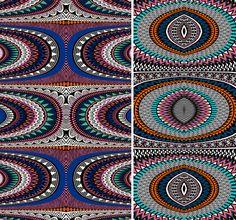 Amelia Graham prints via patternobserver
