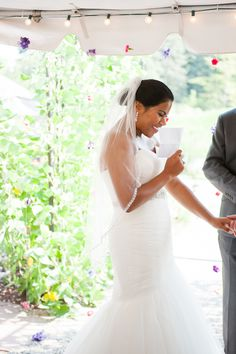 SUMMER WEDDING AT DENVER BOTANICAL GARDENS