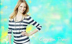 Fonds d'écran Célébrités Femme > Fonds d'écran Cameron Diaz Wallpaper N°315062 par soleildhivers - Hebus.com
