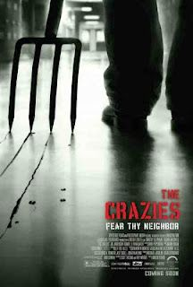 2010's Marathon: THE CRAZIES (2010) - About the inhabitants of a small Iowa town suddenly plagued by insanity and then death after a mysterious toxin contaminates their water supply.