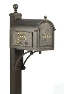 whitehall mailbox packages on pinterest bronze newspaper and html