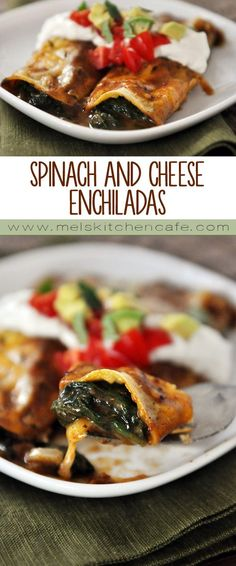 Do you still have some garden spinach? Make these! They are fantastic.