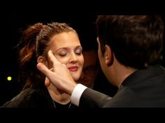 Jimmy Fallon and Drew Barrymore Play Russian Rouge-lette