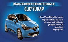 Migros Finish Renault Yeni Clio Çekiliş Kampanyası http://www.kampanya-tv.com/2014/01/migros-finish-renault-yeni-clio-cekilis-kampanyasi.html
