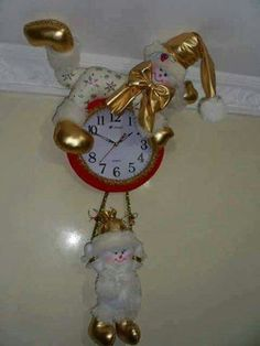 Resultado de imagen para carrusel navideño en paño lency